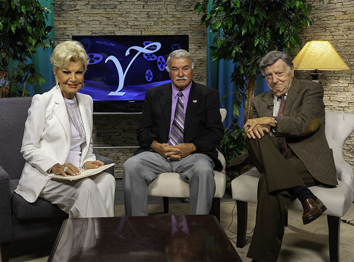 Yolanda, James Di Stefano and Dr. Francis Mazzaglia