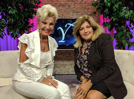 Pamela Richard and Yolanda